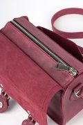рубінова сумка